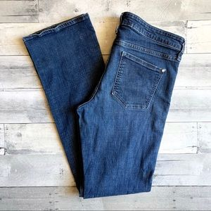 Pilcro And the Letterpress | Boot Cut Stet Jeans